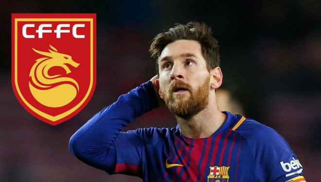 """Kinh hoàng """"siêu bom tấn"""": Đại gia Trung Quốc mua Messi 700 triệu euro - 1"""
