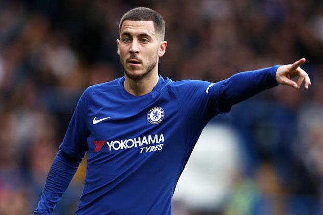 """Chelsea biến lớn: Hazard """"đào tẩu"""" sang MU, không phải chuyện đùa"""