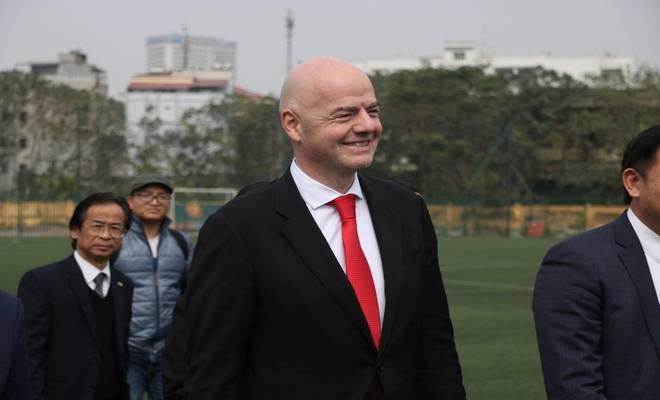 Chủ tịch FIFA nói Việt Nam có cơ hội dự World Cup, đưa ra 3 lời khuyên - 6