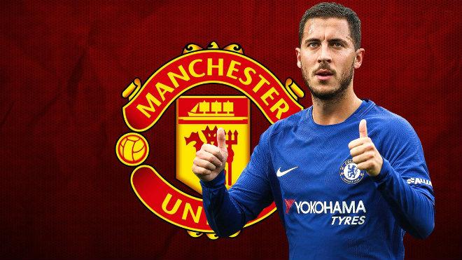 Chuyển nhượng MU: Nhà cái giảm kèo Eden Hazard đến Old Trafford 1