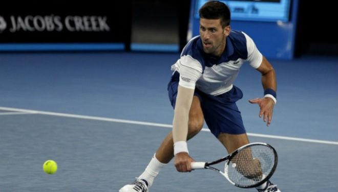 Djokovic bình phục, luyện công đặt lịch đấu Federer 1
