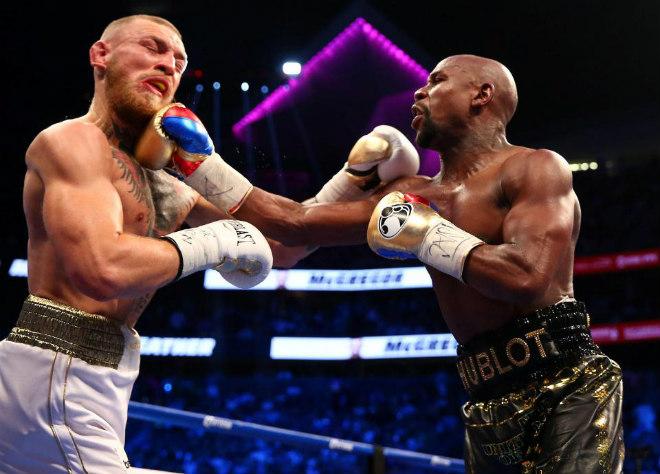 """Kinh điển McGregor – Mayweather lượt về: 500 triệu USD """"sập sàn"""" MMA 2"""