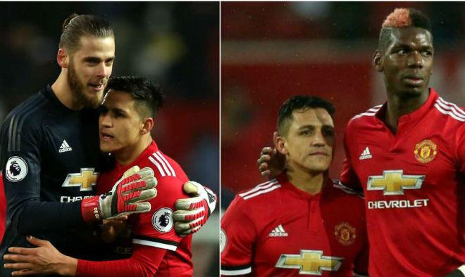 "Mourinho ""dằn mặt"" Pogba: Dẹp nạn kiêu binh, De Gea coi chừng 1"