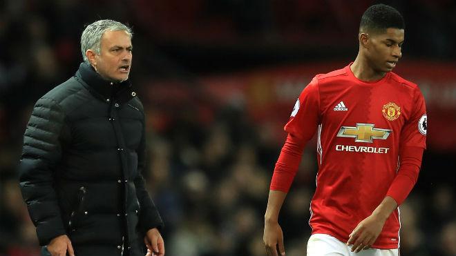 Mourinho đày đọa Rashford: Rời MU để sáng như De Bruyne, Salah