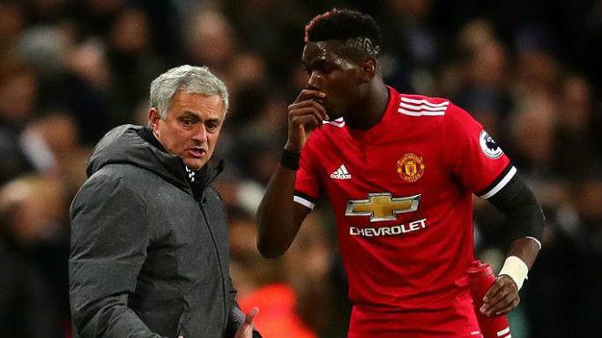 "Mourinho ""dằn mặt"" Pogba: Dẹp nạn kiêu binh, De Gea coi chừng - 2"