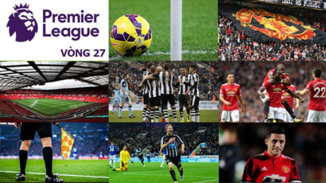 Ngoại hạng Anh trước V27: Derby Bắc London rực lửa, MU trên vai Sanchez - 5