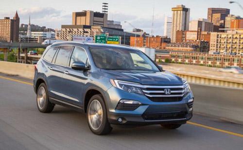 Top 5 xe ô tô giữ giá nhất sau một năm sử dụng - 2