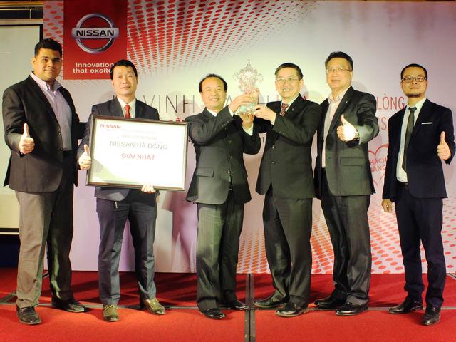 Nissan Việt Nam vinh danh Đại lý có hoạt động hài lòng khách hàng tốt nhất - 1