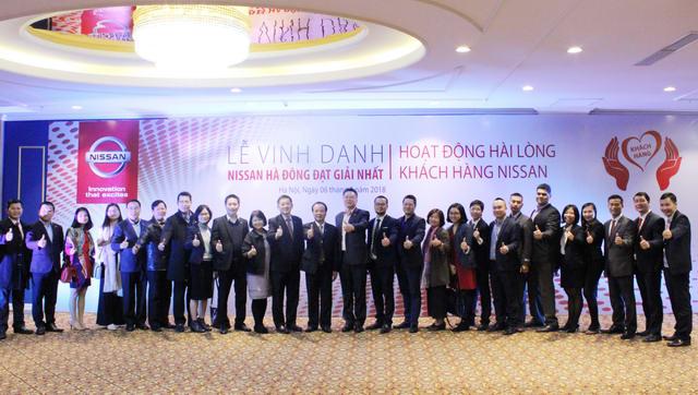 Nissan Việt Nam vinh danh Đại lý có hoạt động hài lòng khách hàng tốt nhất - 2