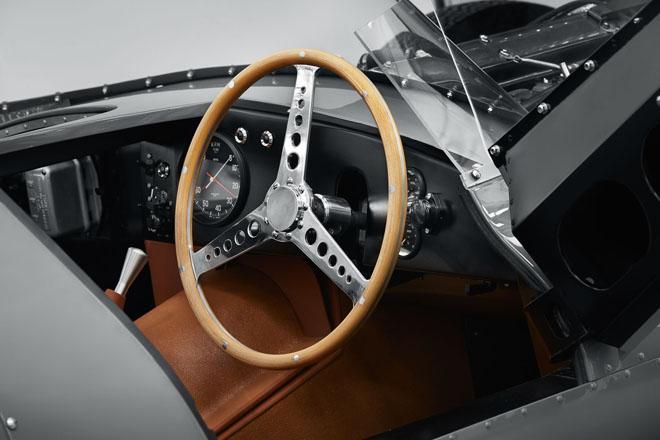"Sự trở lại của ""huyền thoại"" Jaguar D-Type - 3"