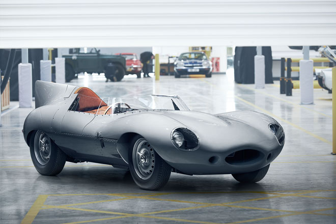 "Sự trở lại của ""huyền thoại"" Jaguar D-Type - 2"