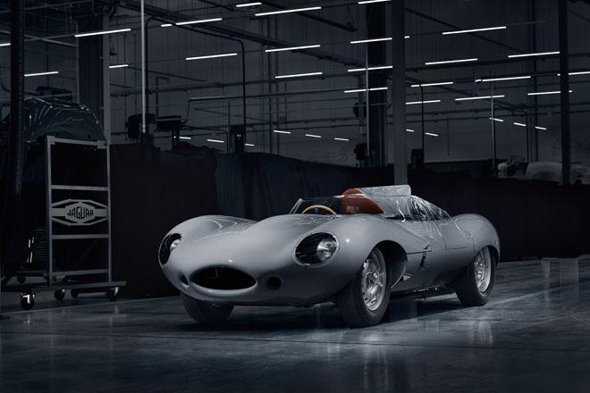"Sự trở lại của ""huyền thoại"" Jaguar D-Type - 1"