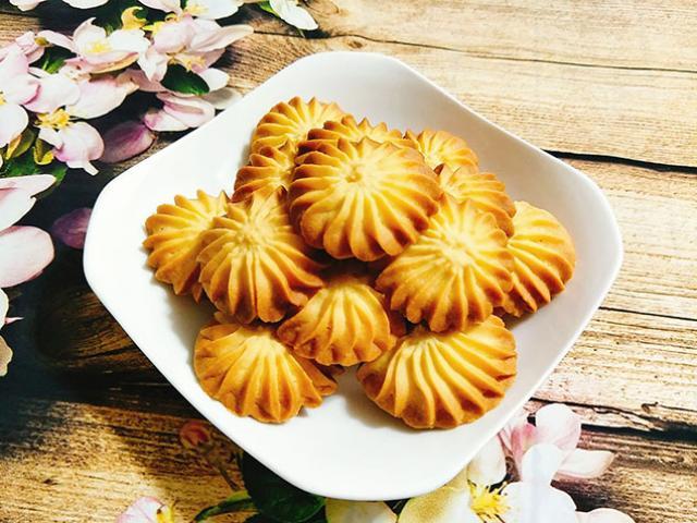 Đãi khách tới nhà với bánh quy trà xanh giòn xốp, thơm lừng hương matcha - 9