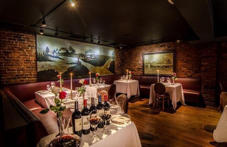 11 nhà hàng lãng mạn nhất mà các cặp đôi luôn ao ước được đến dịp Valentine - 4
