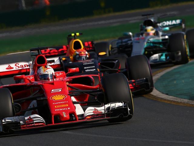 Đua xe F1: Đối tác ăn ý, xưng hùng xưng bá 6