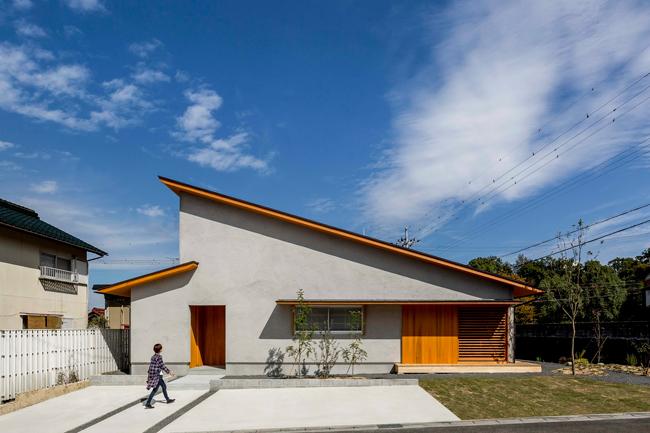 """Dự án được thiết kế với từ khóa """"mỗi gia đình dưới một mái nhà""""."""