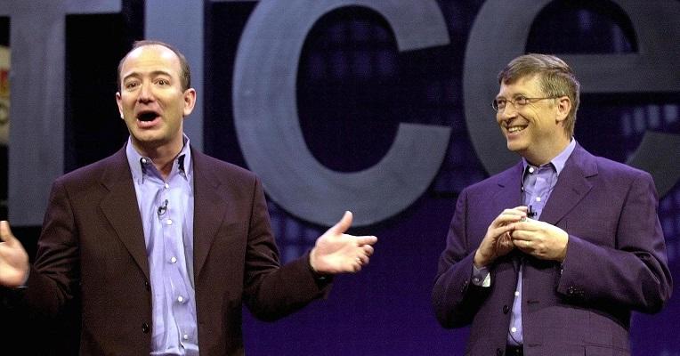 Hai tỷ phú giàu nhất thế giới thành công nhờ kĩ năng đặc biệt không phải ai cũng có - 1
