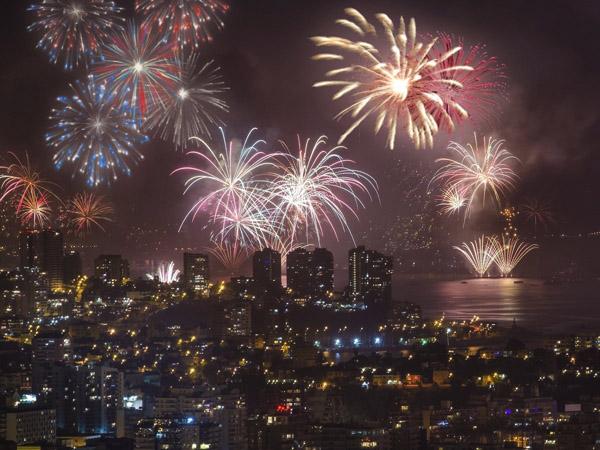 Các quốc gia trên thế giới đón năm mới như thế nào? - 8