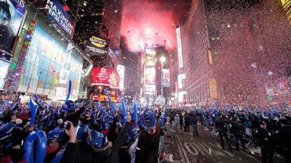 Các quốc gia trên thế giới đón năm mới như thế nào? - 5