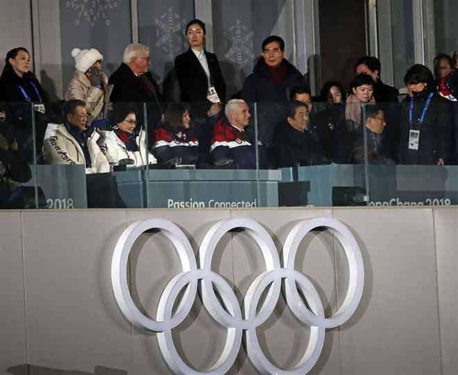 Khai mạc Olympic mùa đông 2018: Bữa tiệc rực rỡ sắc màu 1