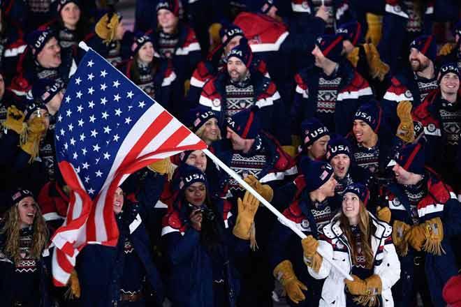 Khai mạc Olympic mùa đông 2018: Bữa tiệc rực rỡ sắc màu 2