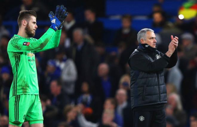 """MU biến De Gea làm """"mồi nhử"""": Mourinho câu 3 SAO bự Real"""