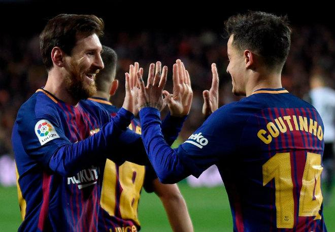 """Messi """"bỏ túi"""" 2 danh hiệu: Ronaldo tập trung Cúp C1, giữ sức World Cup - 1"""