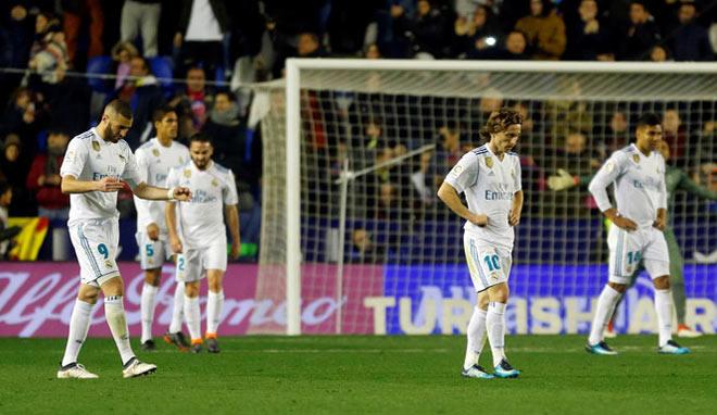 Trước vòng 23 La Liga: Real sợ thảm họa, Ronaldo mất đặc quyền - 1