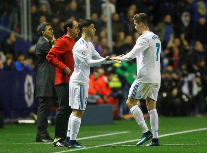 Trước vòng 23 La Liga: Real sợ thảm họa, Ronaldo mất đặc quyền - 2