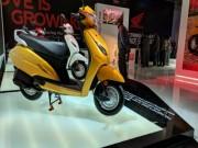 Thế giới xe - Xe ga rẻ 2018 Honda Activa 5G có phiên  bản mới