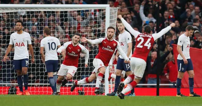 """Tottenham – Arsenal: Rực lửa derby, Kane đấu """"đại pháo"""" Aubameyang 1"""