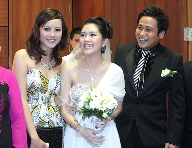 Sao nam Việt tăng cân trông thấy sau khi lấy vợ: Minh Tiệp gây sốc nhất - 1