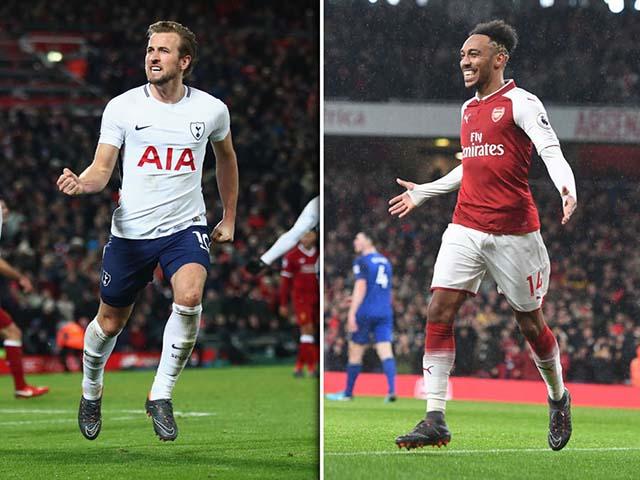 TRỰC TIẾP bóng đá Tottenham - Arsenal: Đọ cặp đôi hoàn hảo 19