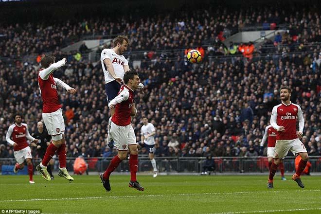 """Góc chiến thuật Tottenham - Arsenal: Vỡ vụn bởi pressing, """"hung thần"""" Harry Kane - 2"""