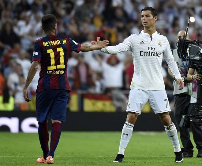 """Neymar & điệp vụ tuổi 26: """"Hất cẳng"""" Ronaldo, tranh đoạt Bóng vàng - 2"""