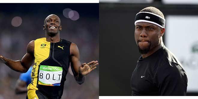 Usain Bolt tửu sắc quá độ, chạy 100m thua danh hài 1
