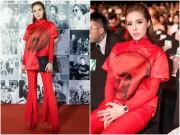 Thời trang - Kín mít từ đầu tới chân, Kỳ Duyên vẫn soán ngôi mặc đẹp tuần