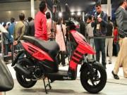 Thế giới xe - Aprilia SR125 và Storm cho giới trẻ, giá từ 23 triệu đồng