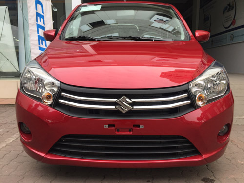 Ô tô giá rẻ Suzuki Celerio số sàn bất ngờ tăng giá bán - 2
