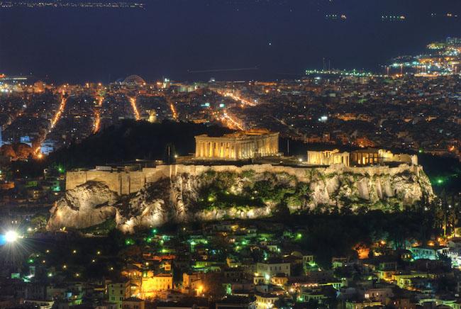 Những địa danh nổi tiếng khiến du khách bị mê hoặc ở Hy Lạp - 9
