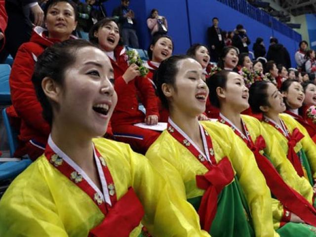 Bí ẩn mỹ nữ Triều Tiên ở Olympic: Truyền thông tò mò, thế giới xôn xao 7