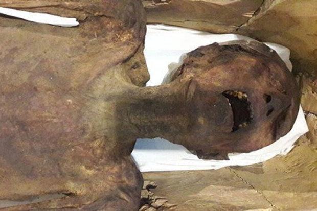 Sự thật kinh ngạc về xác ướp la hét ở Ai Cập - 2