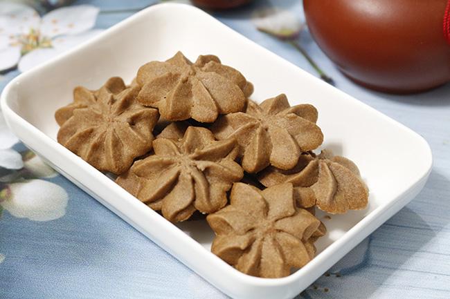 Bánh quy chocolate tặng người yêu cũng hợp mà Tết đãi khách cũng ngon - 1