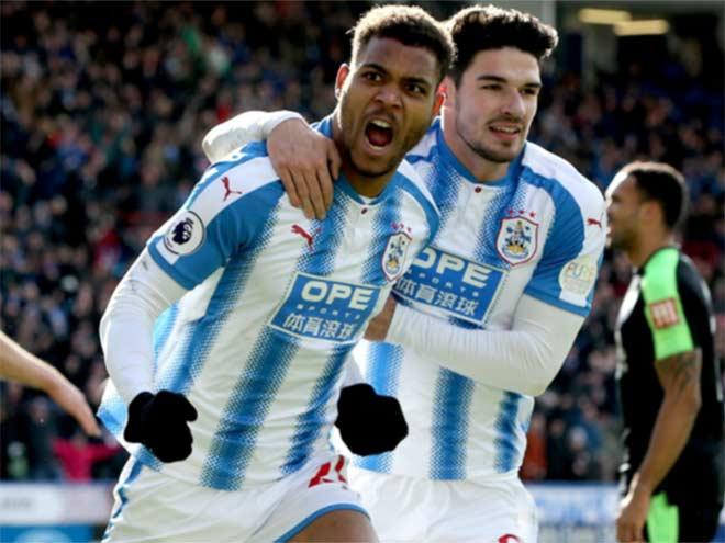 Huddersfield - Bournemouth: Đại tiệc 5 bàn 6