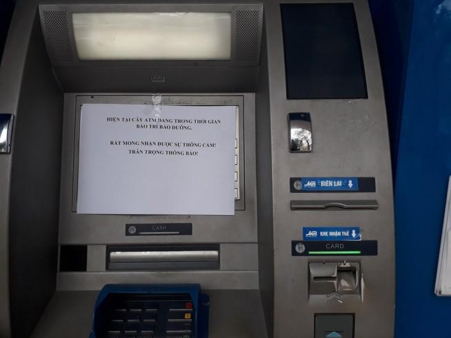 ATM quá tải, cãi lộn vì không rút được tiền tiêu Tết - 10