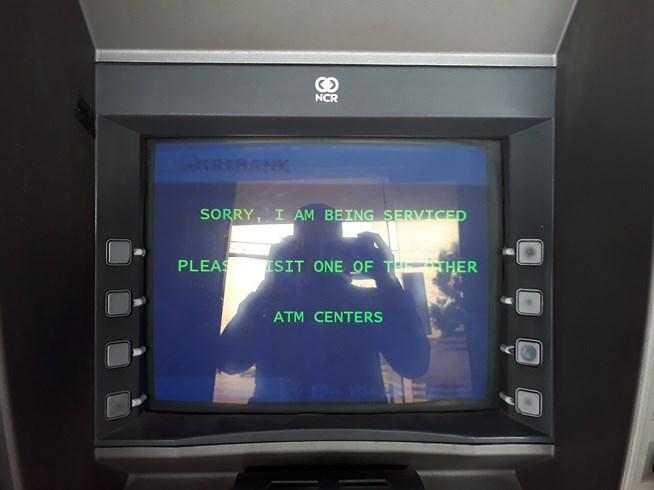 ATM quá tải, cãi lộn vì không rút được tiền tiêu Tết - 4