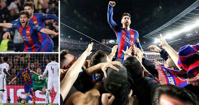 Barca mơ xưng vương cúp C1: Messi vẫn sợ thầy cũ Pep, lo PSG báo thù - 3