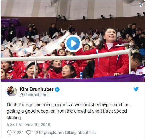 Bí ẩn mỹ nữ Triều Tiên ở Olympic: Truyền thông tò mò, thế giới xôn xao 5
