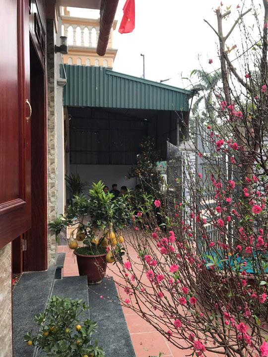 Gia đình Xuân Trường, Quang Hải tưng bừng đón Tết - 2