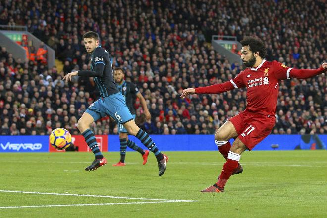 Southampton – Liverpool: Phải thắng để trở lại top 3 1